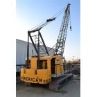 American Hoist 7250 Crawler Crane