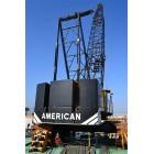 American Hoist 9310 Crawler Crane