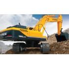 Hyundai Robex R480LC-9S Long Reach Hydraulic Excavator