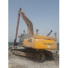 Hyundai Robex R450LC-7A Long Reach Hydraulic Excavator