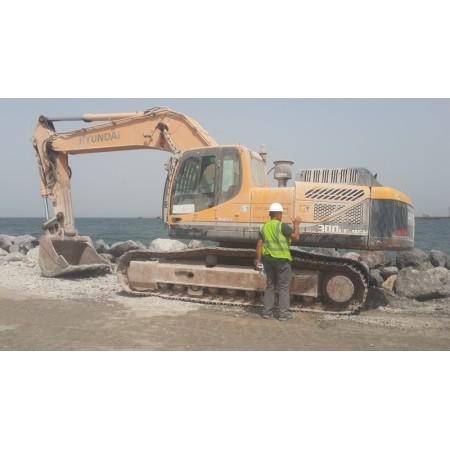 Hyundai Robex R300LC-9SH Hydraulic Excavator