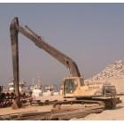 Volvo EC290BLR Long Reach Hydraulic Excavator