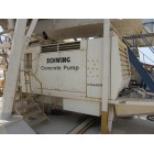 Schwing BD4000HDR-D Stationary Concrete Pump