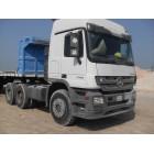 Mercedes Axor 3340 Tipper Truck