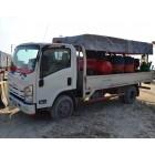 Isuzu Light Duty Truck with Lubrication Tool